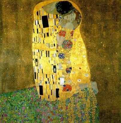 Klimt_Kiss